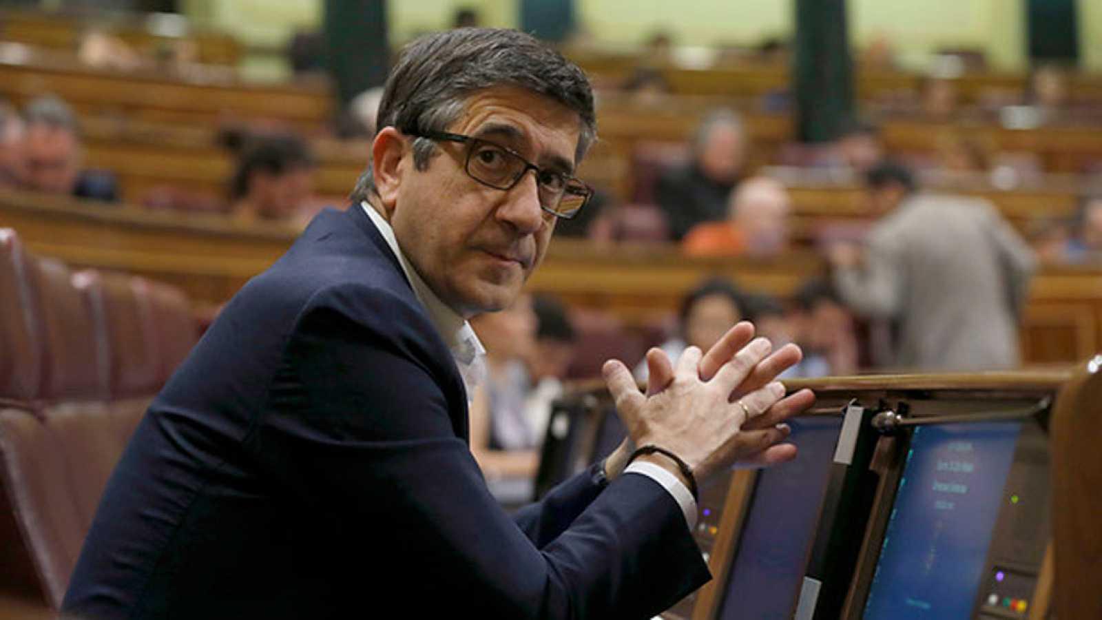 El alcalde de Valladolid podría ser el portavoz de la nueva Ejecutiva del PSOE