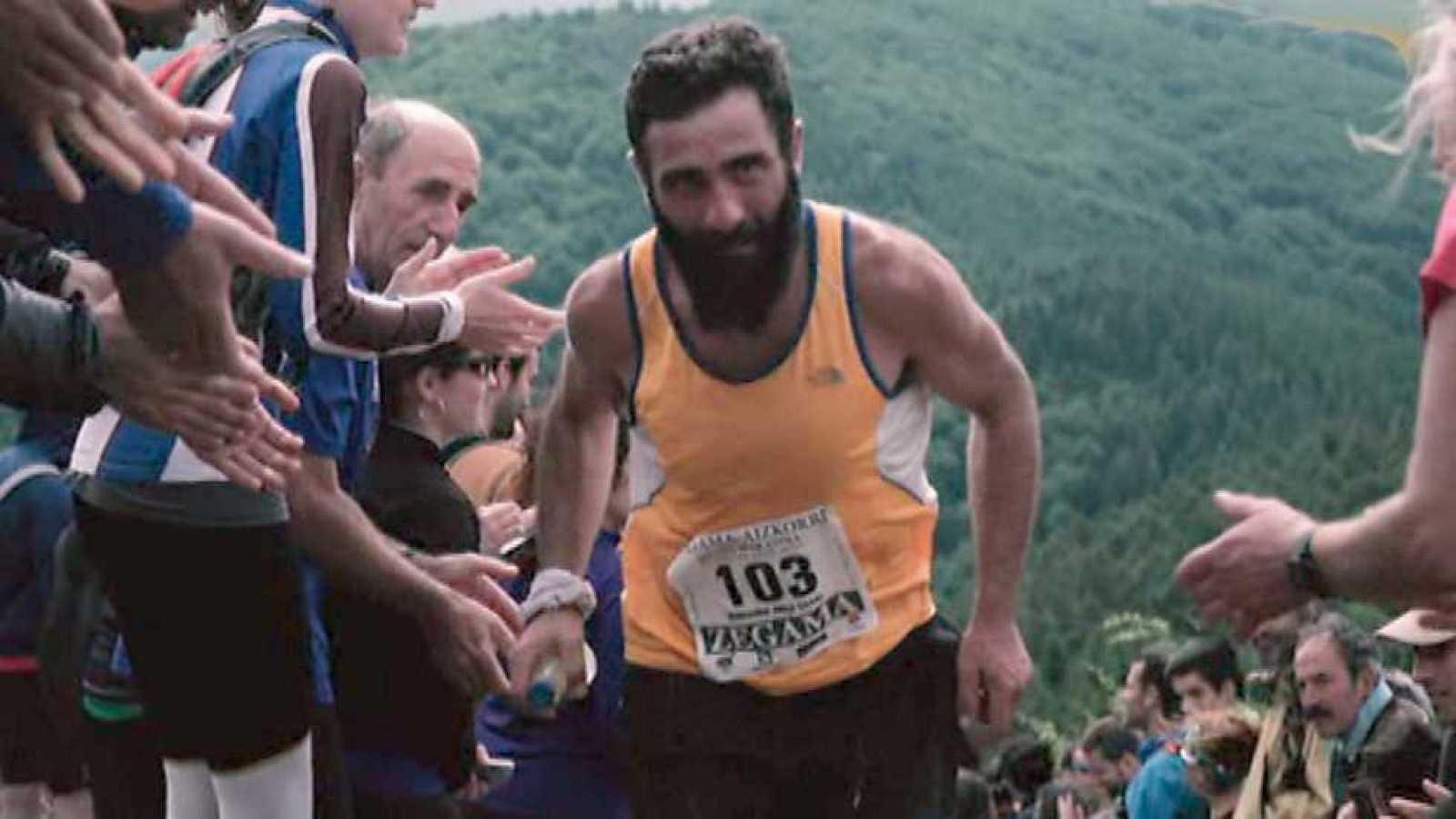 Maratón de montaña - Zegama 2017 - ver ahora
