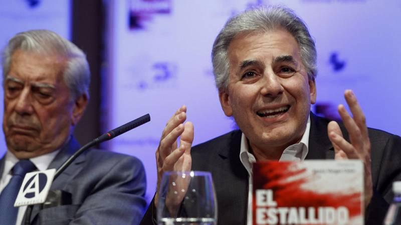"""El escritor y periodista, Álvaro Vargas Llosa, acaba de publicar """"El estallido del populismo"""", un libro colectivo en el que historiadores, economistas, politólogos y ensayistas repasan el auge de este fenómeno en Estados Unidos, America Latina y Euro"""