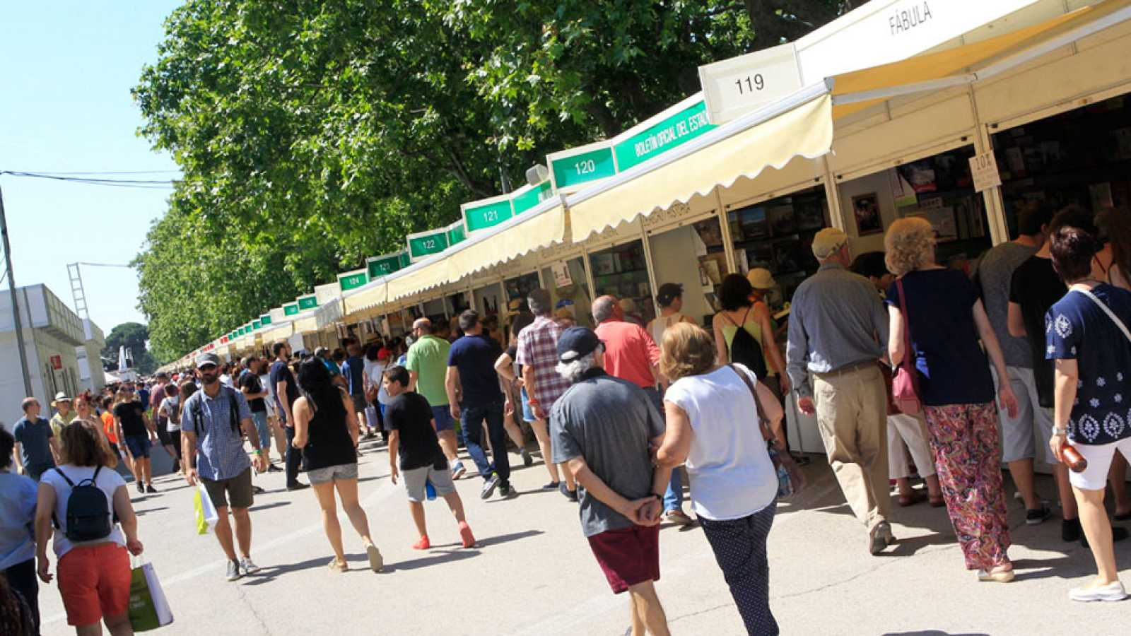 Balance más que positivo de la Feria del Libro de Madrid