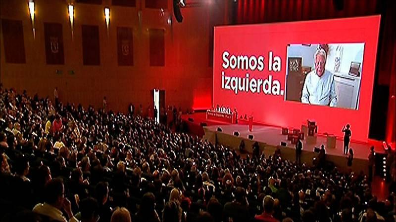 Felipe González ha deseado acierto a Sánchez para que el PSOE vuelva a La Moncloa