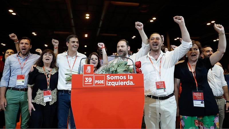 La nueva ejecutiva de Pedro Sánchez