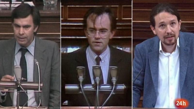 Parlamento - Conoce el parlamento - 3 mociones de censura - 17/06/2017