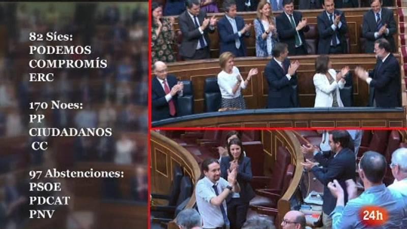 Parlamento - El foco parlamentario - Debate de la moción de censura de Unidos Podemos - 17/06/2017