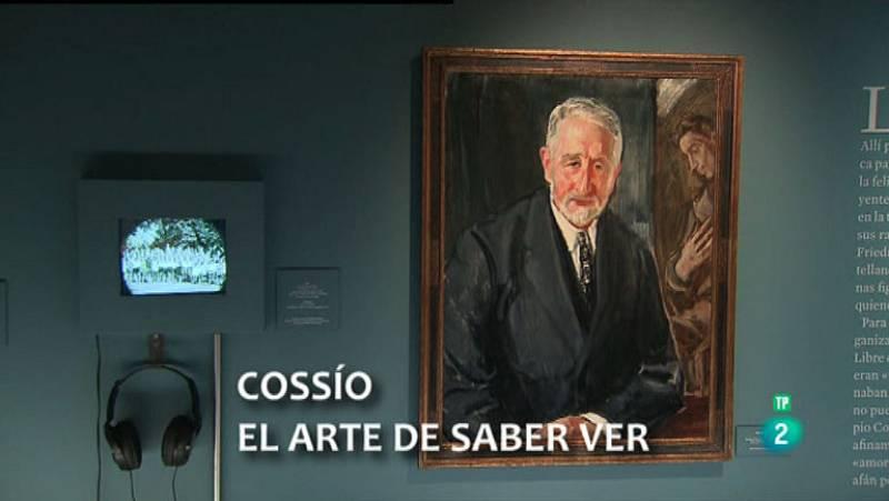 La Aventura del Saber. TVE. Institución Libre de Enseñanza Cossío. El arte de saber ver