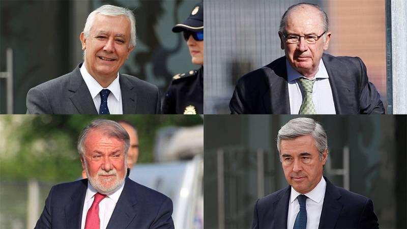 Arenas, Acebes, Mayor Oreja y Rato niegan instrucciones de Bárcenas para adjudicar contratos públicos