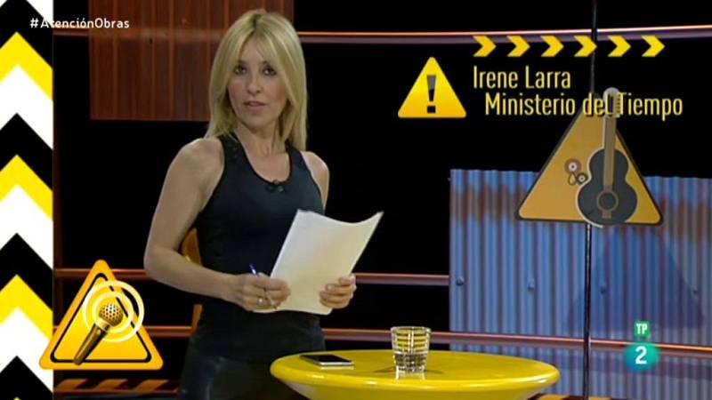 Irene Larra presenta...