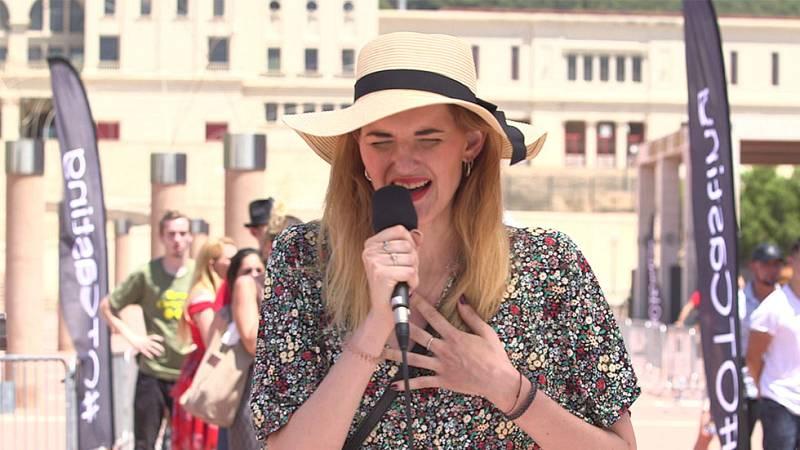 OT Casting - Cantantes para todos los gustos en el casting de Barcelona
