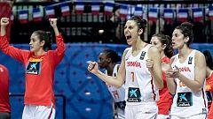 España se mete en las semifinales del Eurobasket