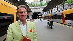 Grandes documentales - Grandes viajes ferroviarios continentales: De La Coruña a Lisboa