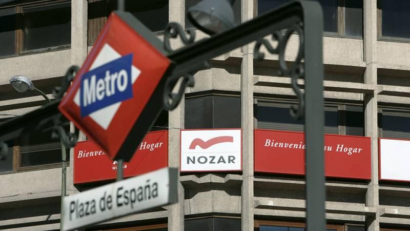 Reyal Urbis y Nozar, entre las principales empresas morosas a Hacienda