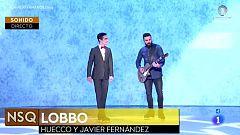 No es un sábado cualquiera - Huecco y Javier Fernández