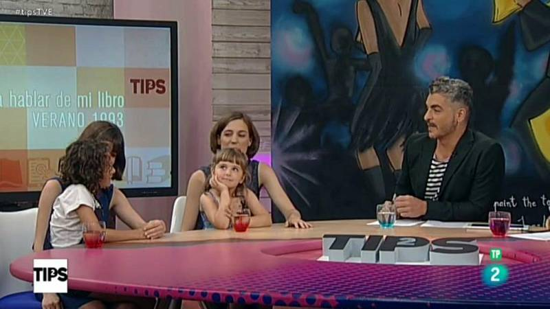 """TIPS - Entrevista al equipo de """"Verano 1993"""""""
