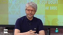 """TIPS - Sección de Òscar Broc - """"¿Qué fue de...?"""" María Jesús y su acordeón"""