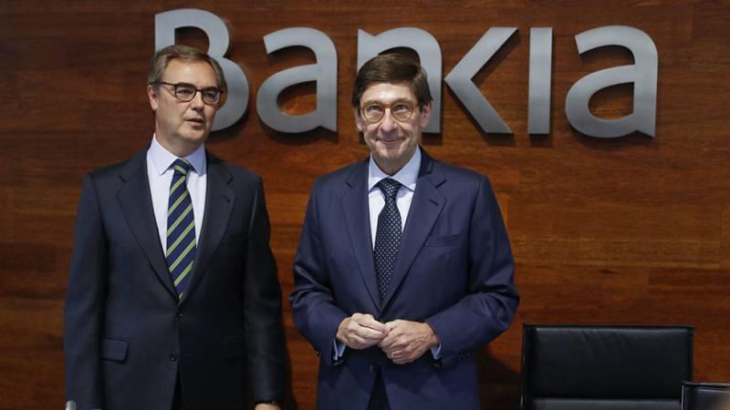 Bankia absorbe Banco Mare Nostrum