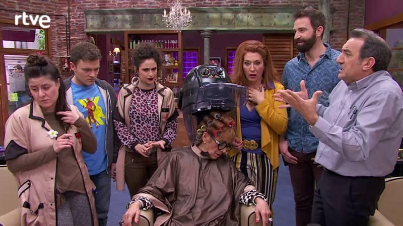 Así será 'La peluquería', la nueva ficción de La 1