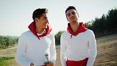Márquez y Pedrosa dan el 'chupinazo' del Red Bull X-Fighters de Madrid