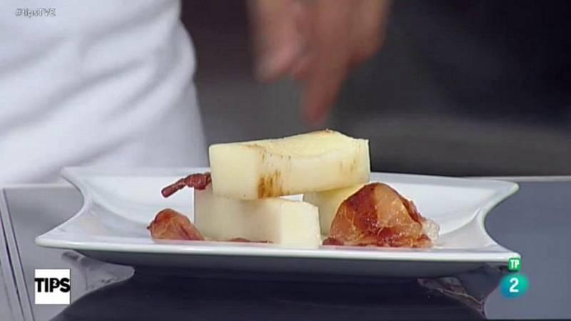 TIPS - Sección cocina Sergio - Trucos con frutos rojos, jamón y rabanitos
