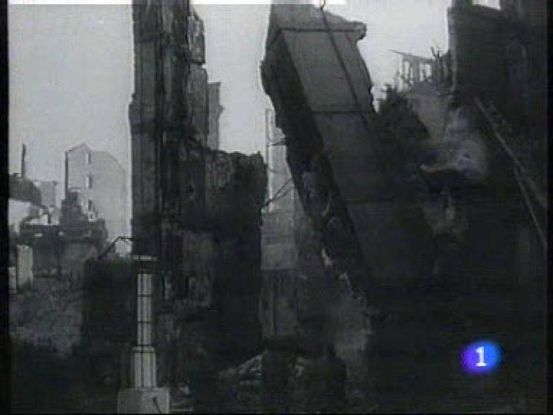 ¿Te acuerdas? El incendio de Santander de 1941