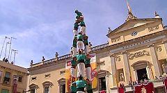 Unidos por el Patrimonio - Castellers