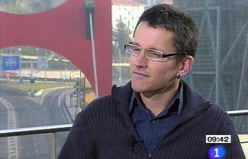 El candidato de Aralar por Vizcaya, Daniel Maeztu, ha sido entrevistado en Los Desayunos de TVE.