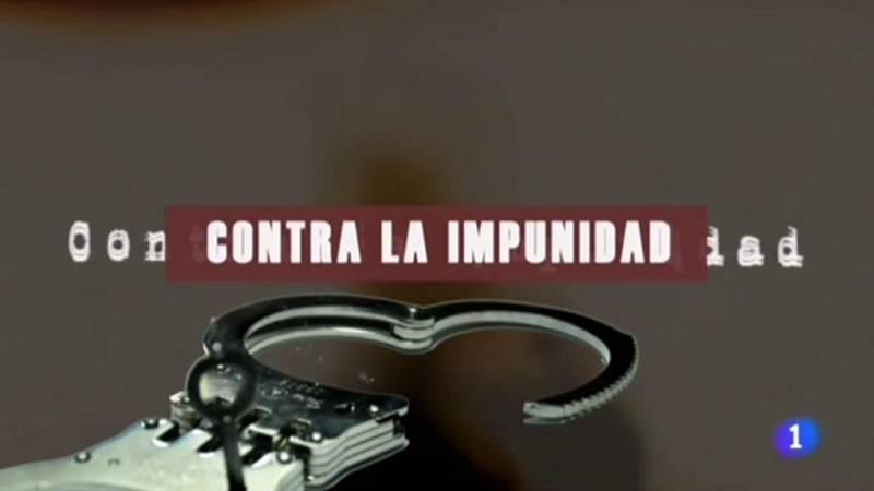Contra la impunidad - avance
