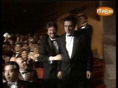 Españoles con Oscar 2000