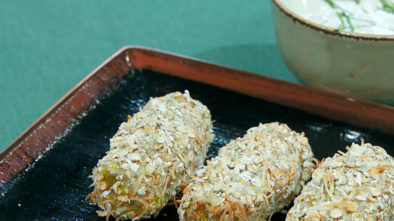 Torres en la cocina - Nuggets de verdura
