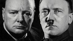 Otros documentales - Hitler contra Churchill: el combate del águila y el león