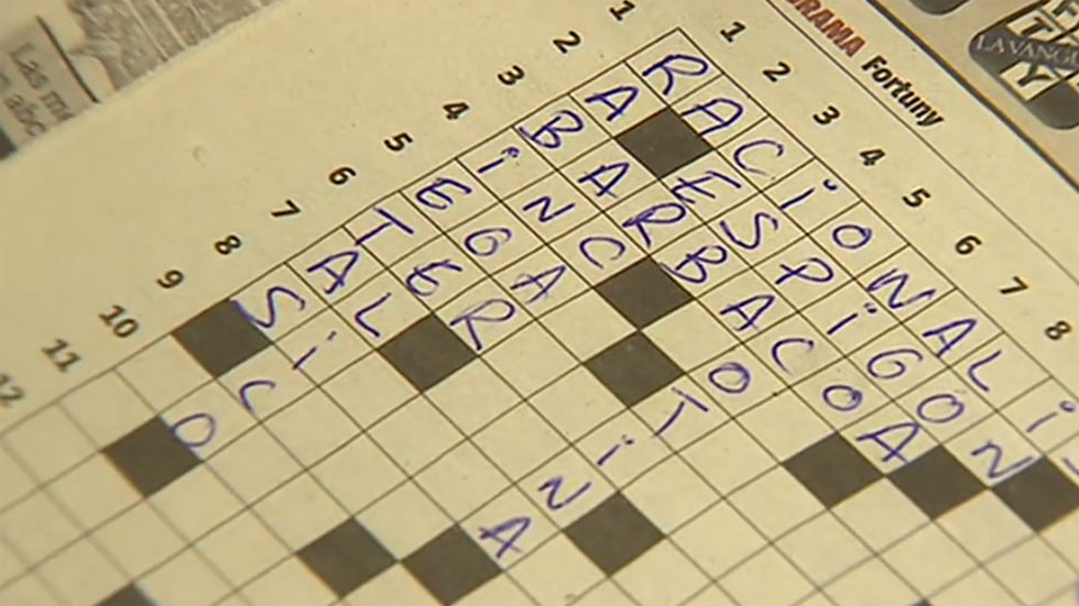 Hacer crucigramas puede rejuvenecer el cerebro 10 años 26736af3502