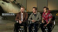 De película - Jack Lowden, Fionn Whitehead y Harry Styles nos hablan de sus personajes en 'Dunkerque'