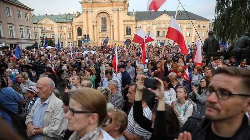 El Senado polaco ratifica la reforma del Tribunal Supremo