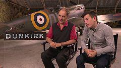 De película - Mark Rylance y Barry Keoghan nos hablan de sus personajes en 'Dunkerque'