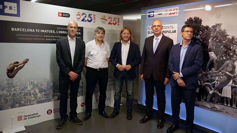 Se cumplen 25 años de la inauguración de los Juegos Olímpicos de Barcelona