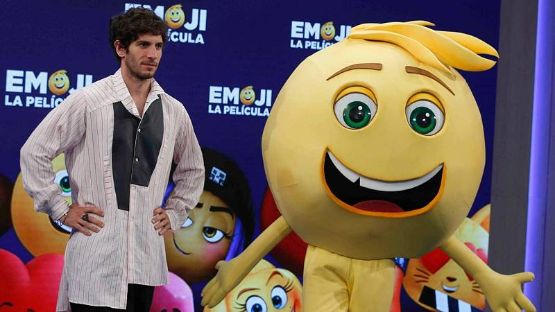 Se presenta en Madrid 'Emoji: La película'