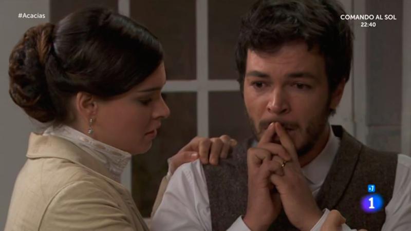 Acacias 38 - Pablo descubre las muertes de Manuela y Germán
