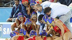 España jugará la final mundialista ante EEUU tras derrotar a Canadá