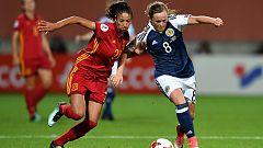 España pasa a cuartos pese a la derrota