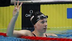 Lilly King bate el récord del mundo de 50 braza