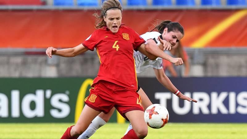 La selección española de fútbol femenino vio esfumado su sueño de alcanzar las semifinales en la tanda de penaltis contra Austria, pese a su dominio durante todo el partido.