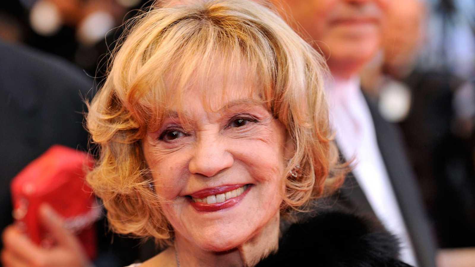 Muere Jeanne Moreau, una de las actrices más representativas del cine francés y europeo