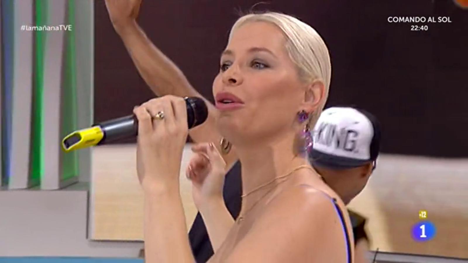 La mañana - Soraya Arnelas presenta su nuevo single 'Pretendiente'