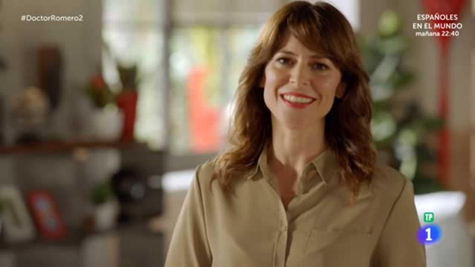 Doctor Romero - Isabel Oñoro pone a prueba a la pareja