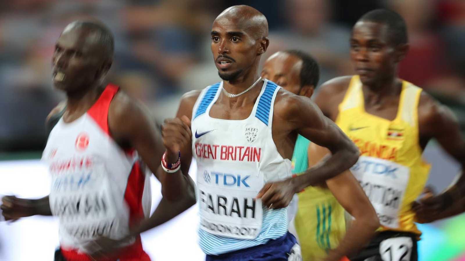 Mundial Atletismo Londres: Vuelve a ver la carrera de los 10.000 metros