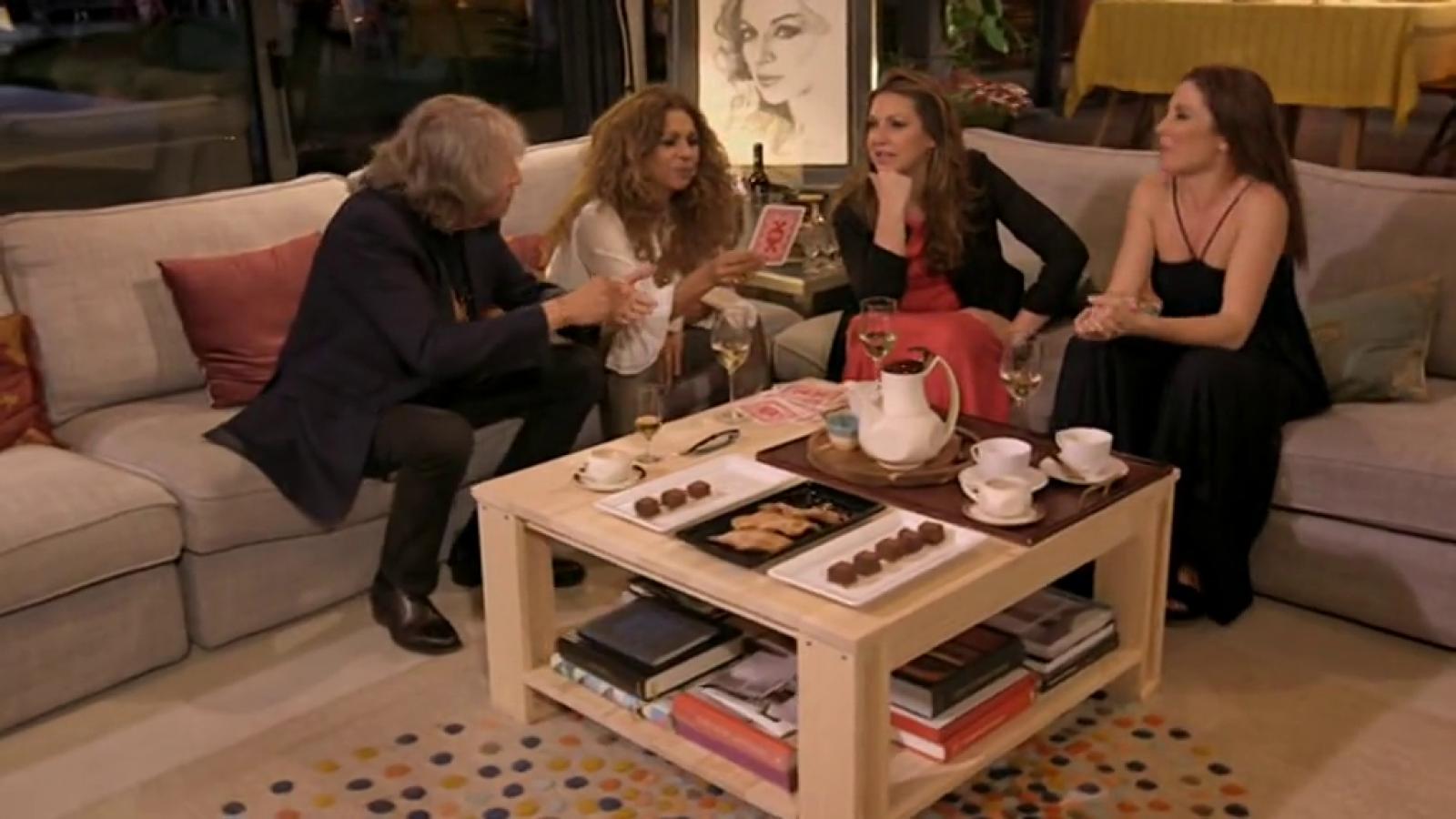 Lolita tiene un plan - Lolita recibe a José Mercé, Sara Baras y Niña Pastori