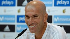 Zidane confirma su renovación por tres años con el Madrid