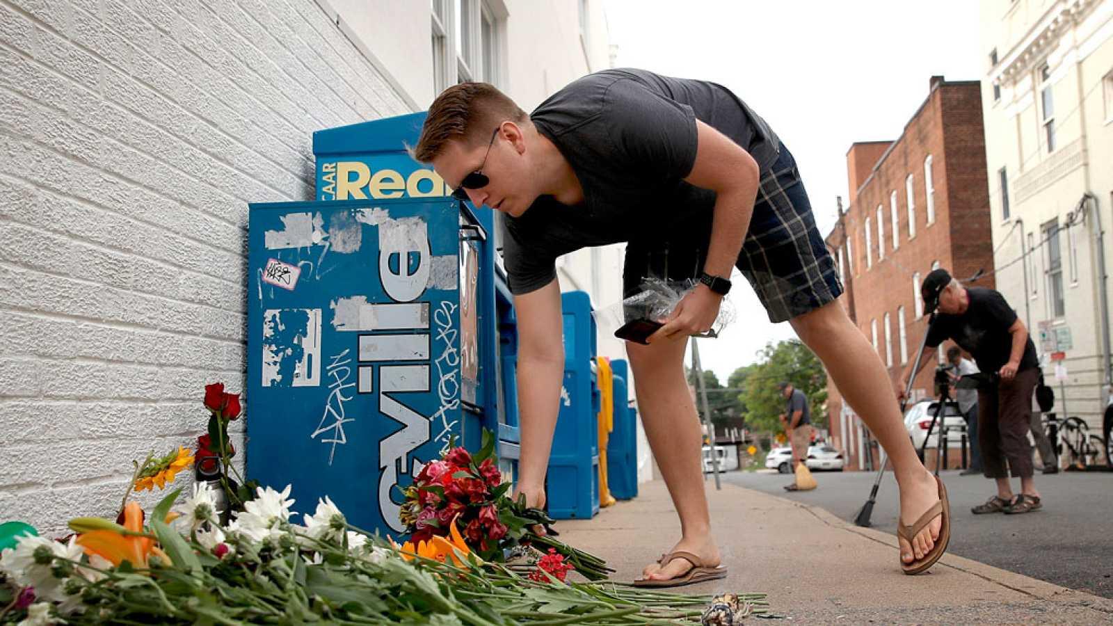 Tres muertos y decenas de heridos en Virginia