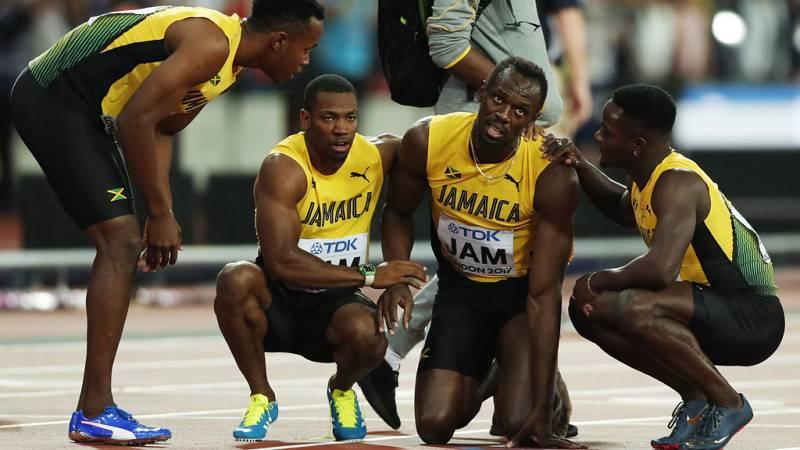 Quejas a la organización por la dolorosa despedida de Bolt