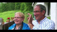 Hotel Romántico - David y Mercedes regresan de la cabaña