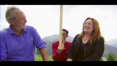 Hotel Romántico - Elías genera un encuentro entre Carlos y Ghyslaine